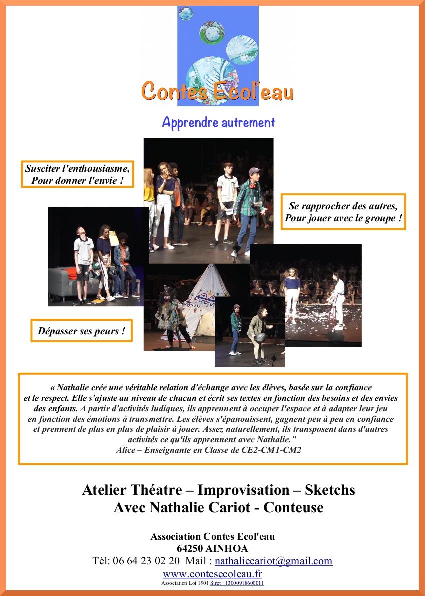 """""""Apprendre Autrement"""" Atelier Théâtre.jpg"""